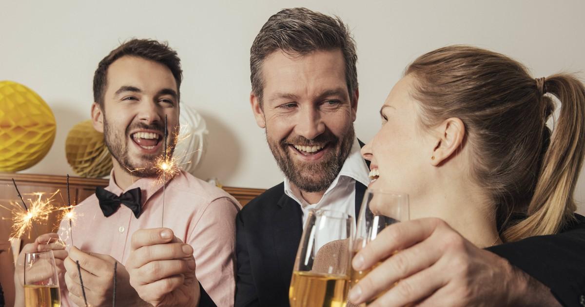 10 Neujahrsvorsätze für echte Männer
