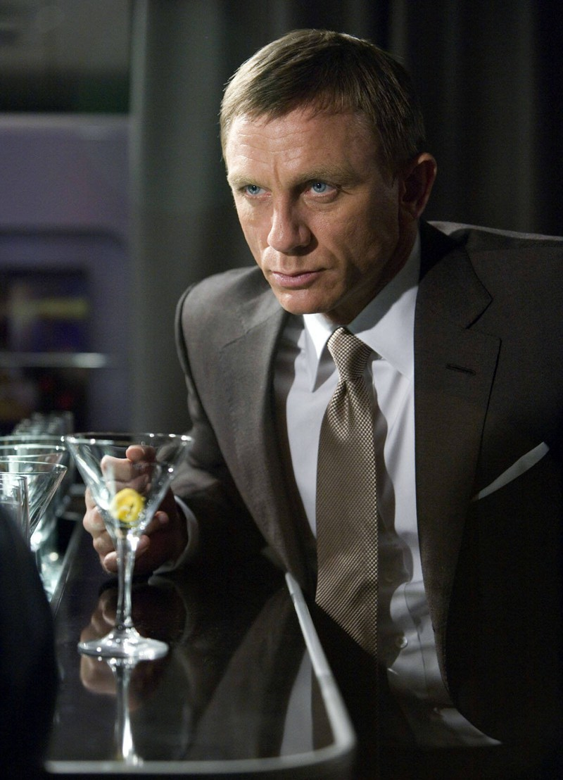 Es ist James Bond
