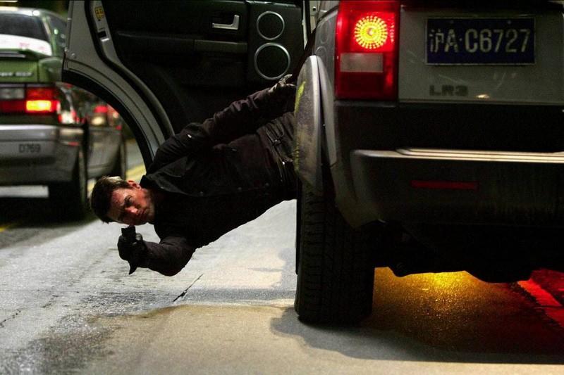 Es gibt einige bekannte Action-Schauspieler, die viele Stunts selbst durchführen und auf einen Stuntman verzichten