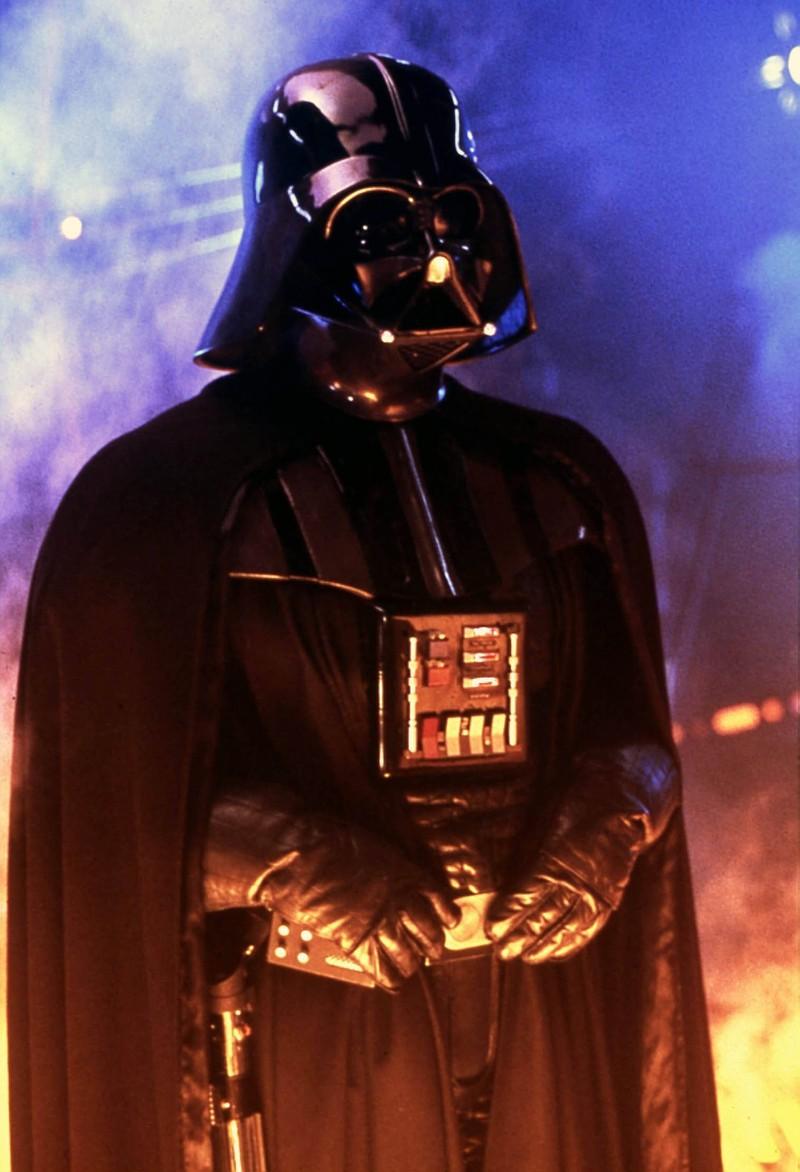 Darth Vader ist einer der bekanntesten Bösewichte in Filmen
