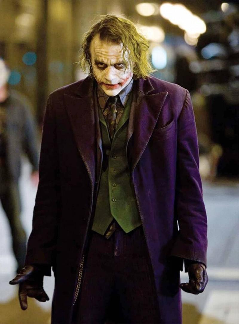 Der Joker wurde durch Heath Ledger einer der legendärsten Filmbösewichte
