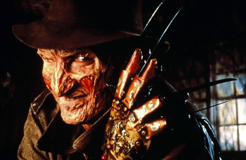 """Freddy Krueger verbreitete in den """"Nightmare on Elm Street""""-Filmen Angst und Schrecken"""