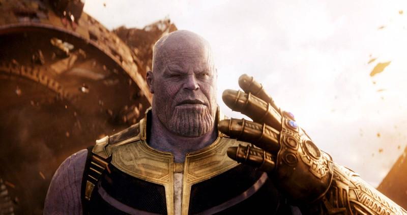 Thanos war der Antagonist in mehreren Marvel-Filmen