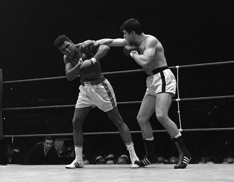 Karl Mildenbergers Kampf gegen Muhammed Ali machte ihn zur deutschen Sportlegende