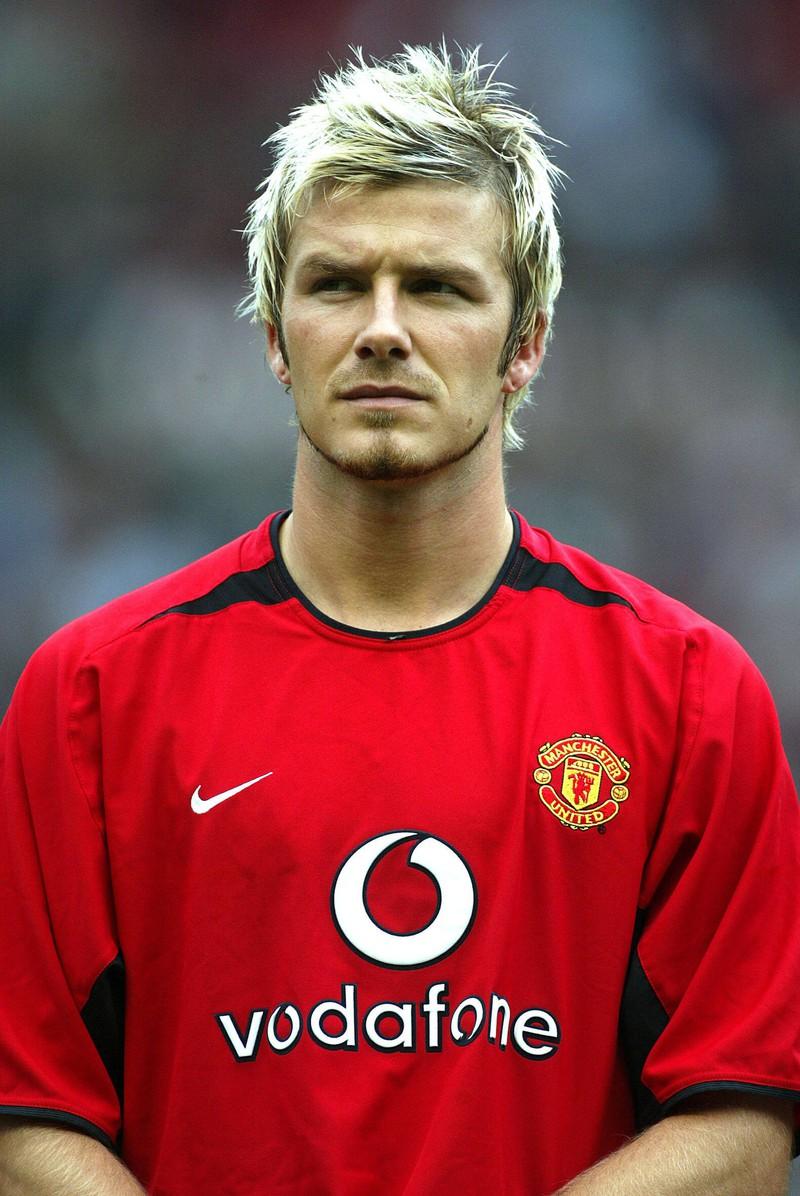 David Beckham hatte eine ungewöhnliche Marotte vor Spielen