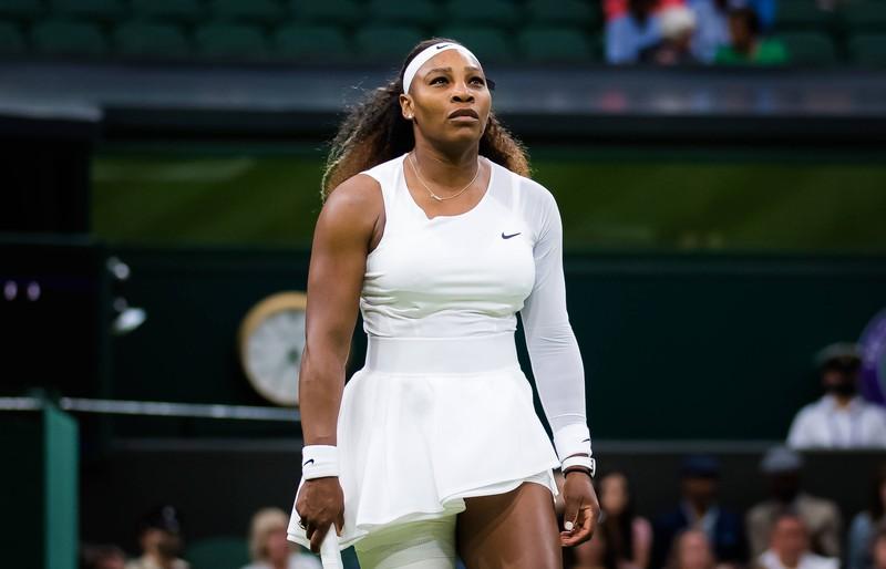 Serena Williams Ritual mit ihren Socken ist ziemlich eklig
